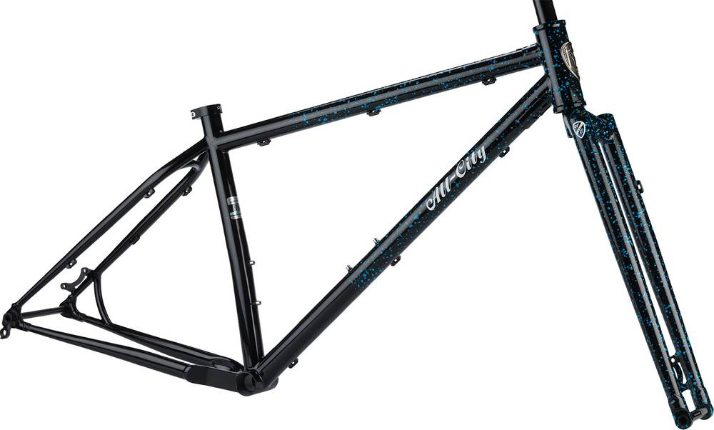 2019 All City Electric Queen - Frameset