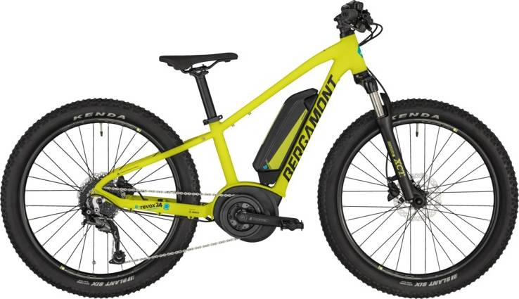 2020 Bergamont E-Revox Junior 24