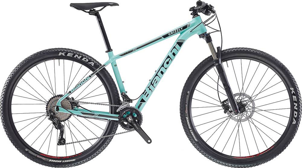 2019 Bianchi Grizzly 9.3