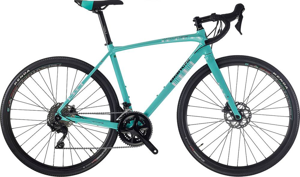 2019 Bianchi Impulso All Road 105