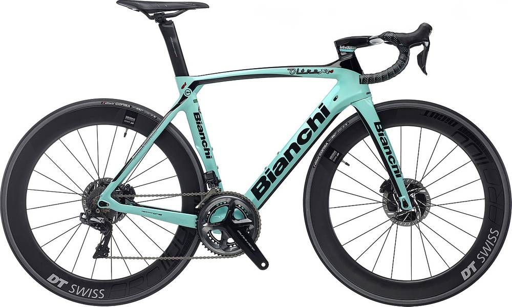 2019 Bianchi Oltre XR4 Disc Dura Ace