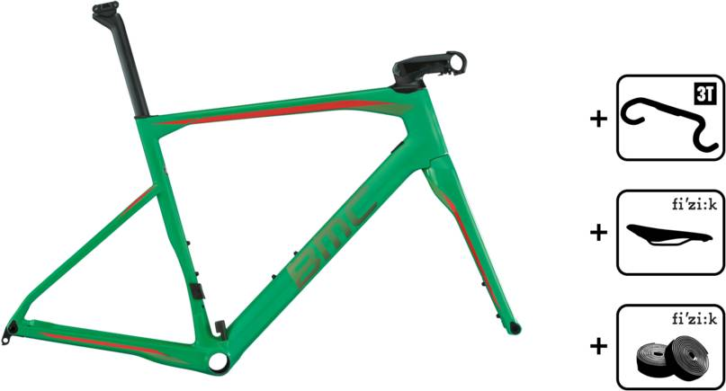 2018 BMC Roadmachine 01 Module (Candy Green)