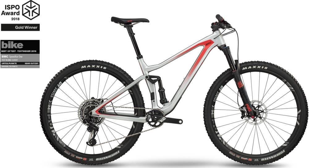 2018 BMC Speedfox 01 ONE