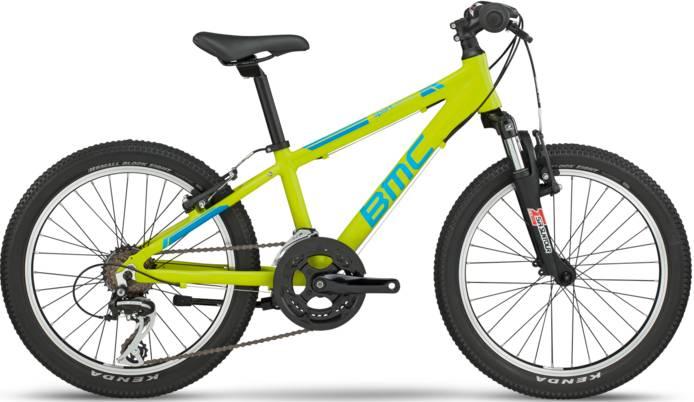 2019 BMC Sportelite SE20 Lime Blue