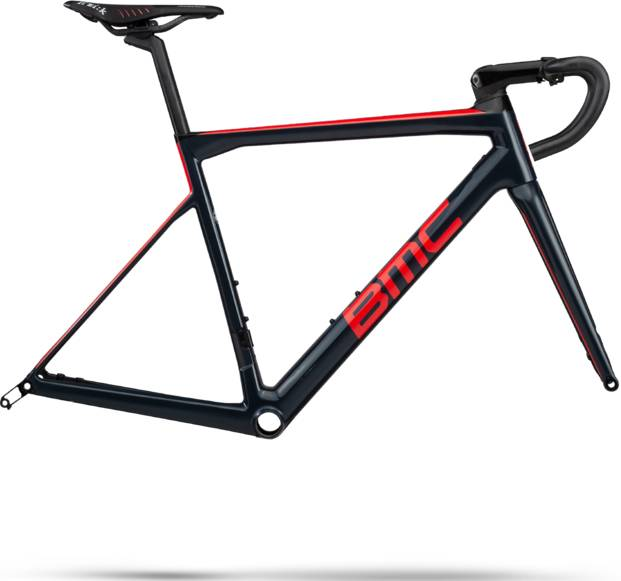 2019 BMC Teammachine SLR01 DISC Module (Steel Blue)