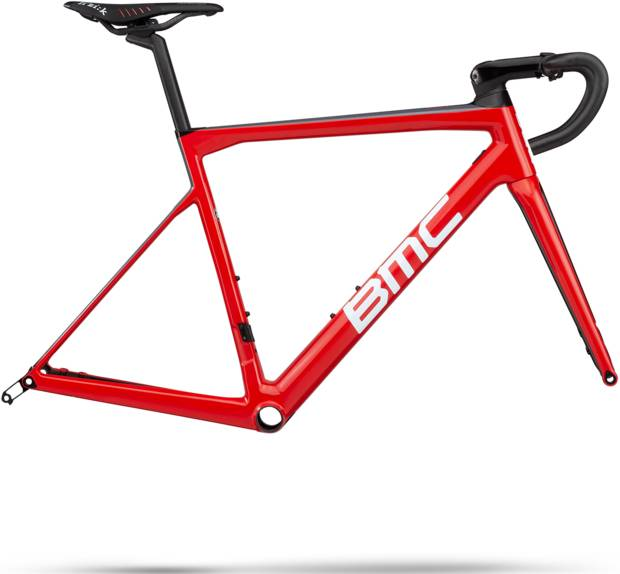 2019 BMC Teammachine SLR01 DISC Module (Team Red)