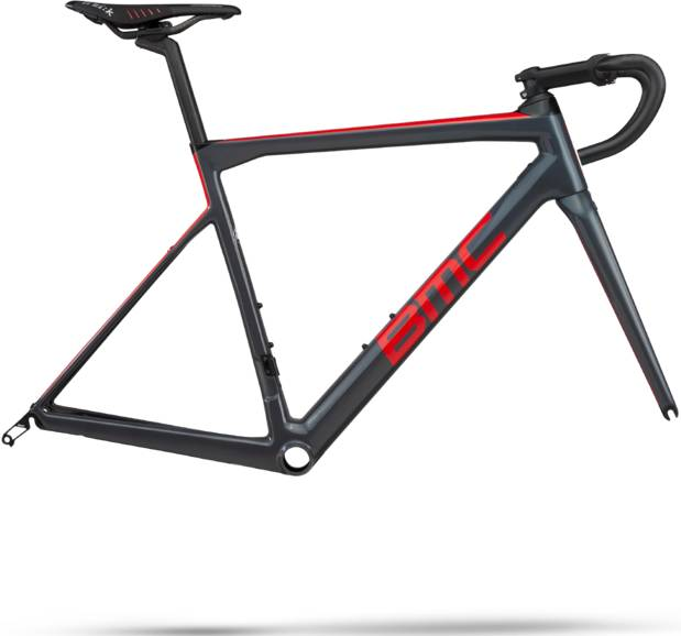 2019 BMC Teammachine SLR01 Module (Race Grey)
