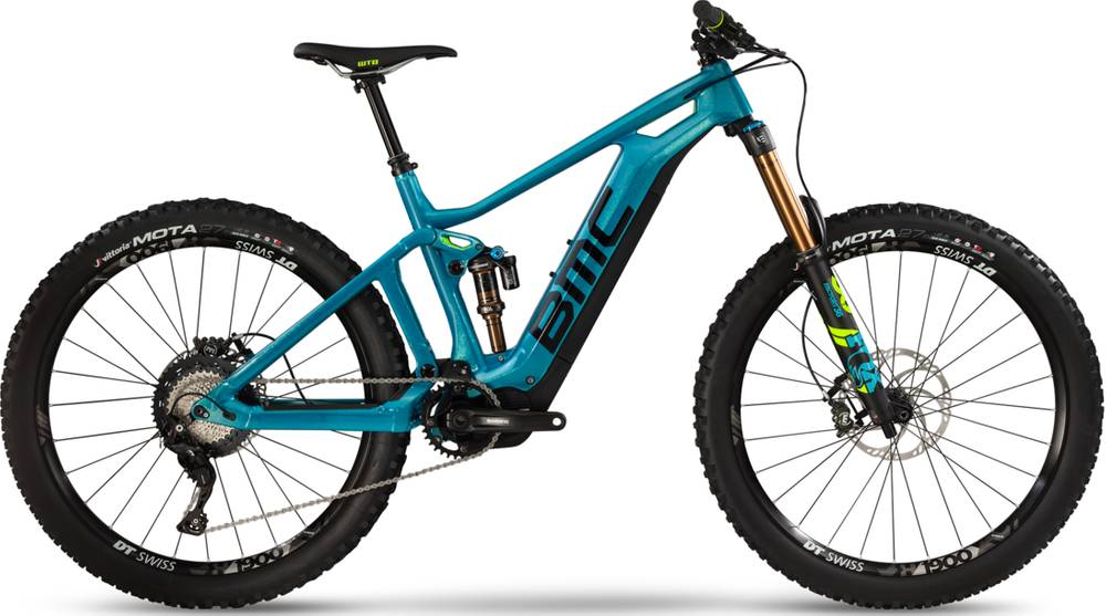 2019 BMC Trailfox AMP SX MY19