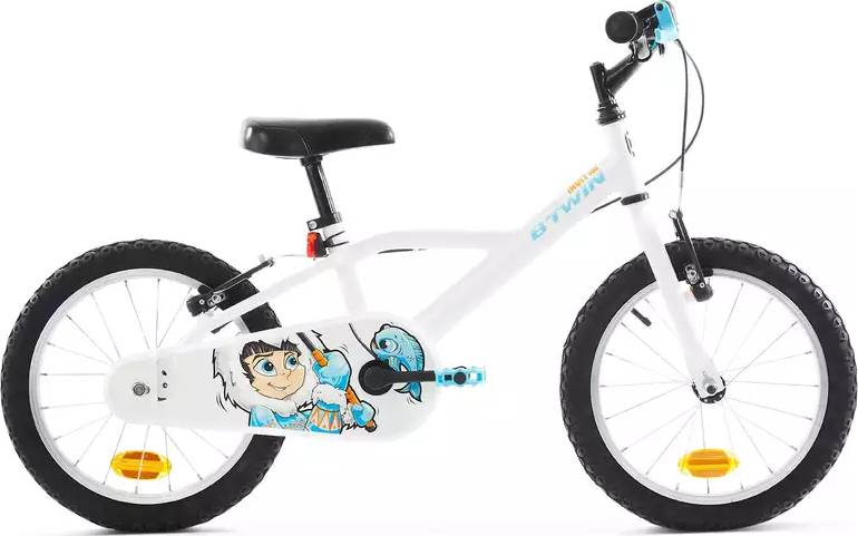 2020 B'TWIN 100 Inuit Kids Bike - 16""