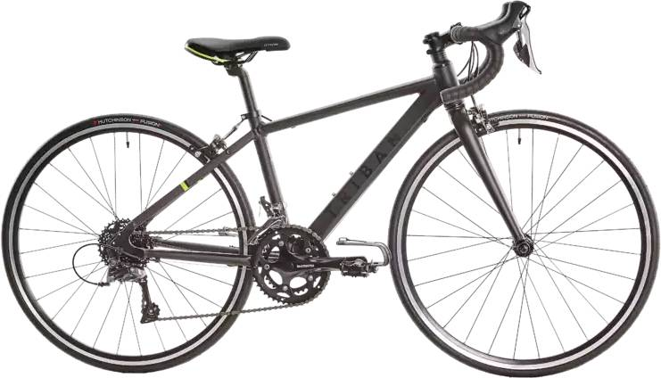 """2020 B'TWIN 500 Junior Road Bike, 26"""" - Claris"""