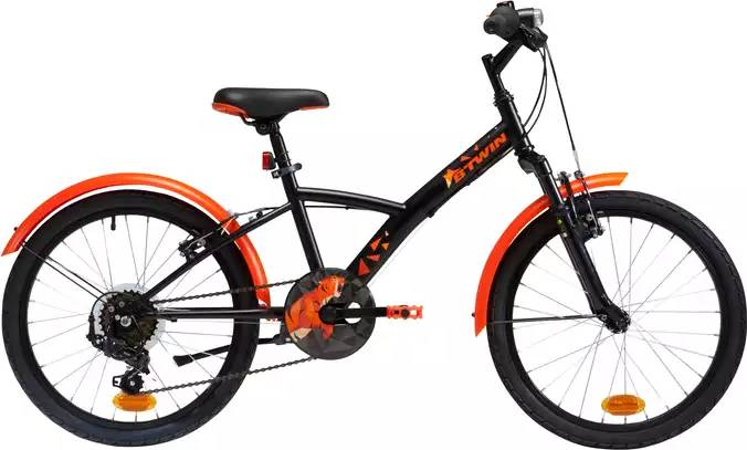 2020 B'TWIN 500S Kids Hybrid Bike - 20""