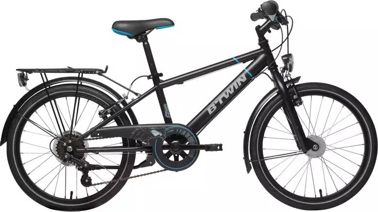 "2020 B'TWIN 540 Kids Urban Cycling Bike - 20"""