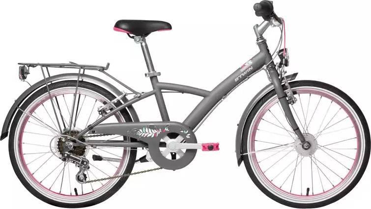 """Mistigirl 540 Kids Bike - 20"""""""