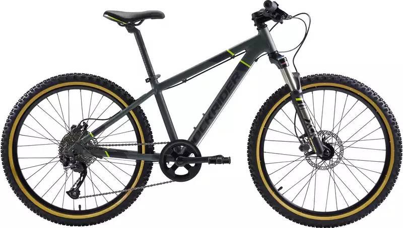 "2020 B'TWIN Rockrider ST 920 Kids Alloy Mountain Bike - 24"""