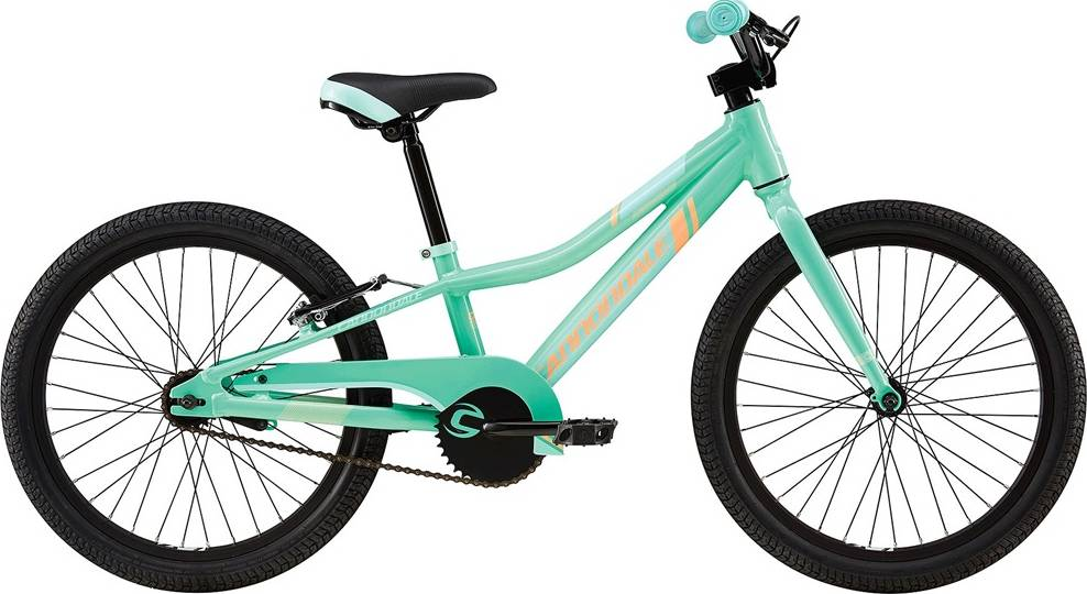 2017 Cannondale Trail 20 Single-Speed Girl's