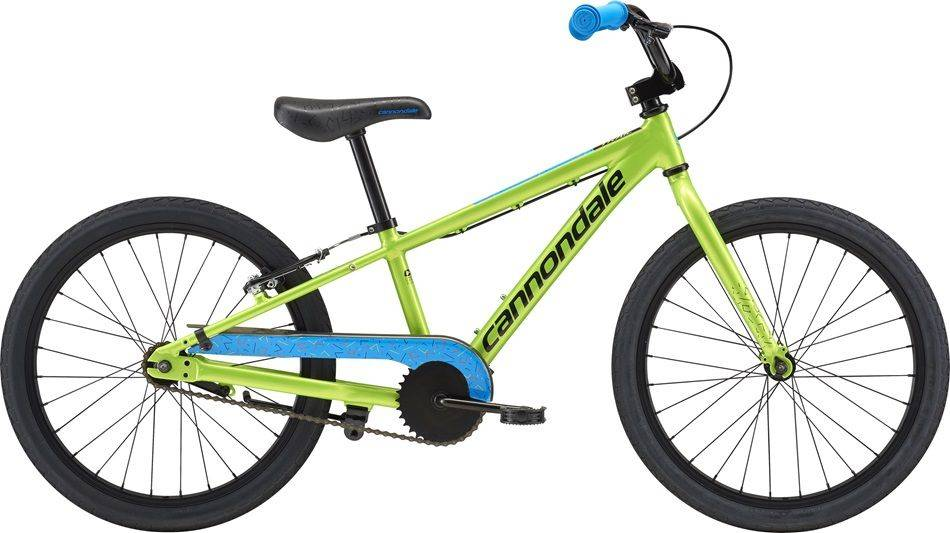 2018 Cannondale Trail 20 Single-Speed Boy's
