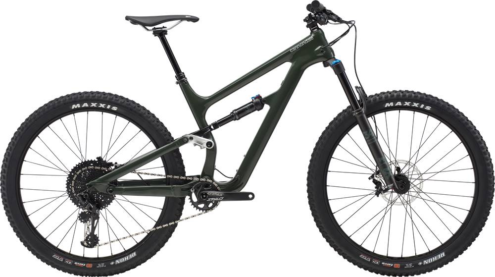 2019 Cannondale Bad Habit Carbon 1