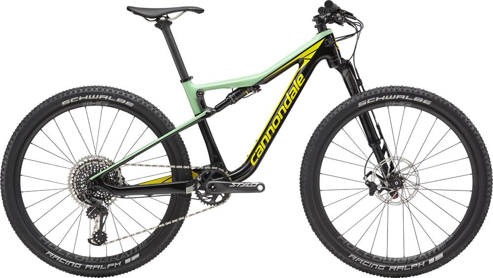 2019 Cannondale Scalpel-Si Women's 1