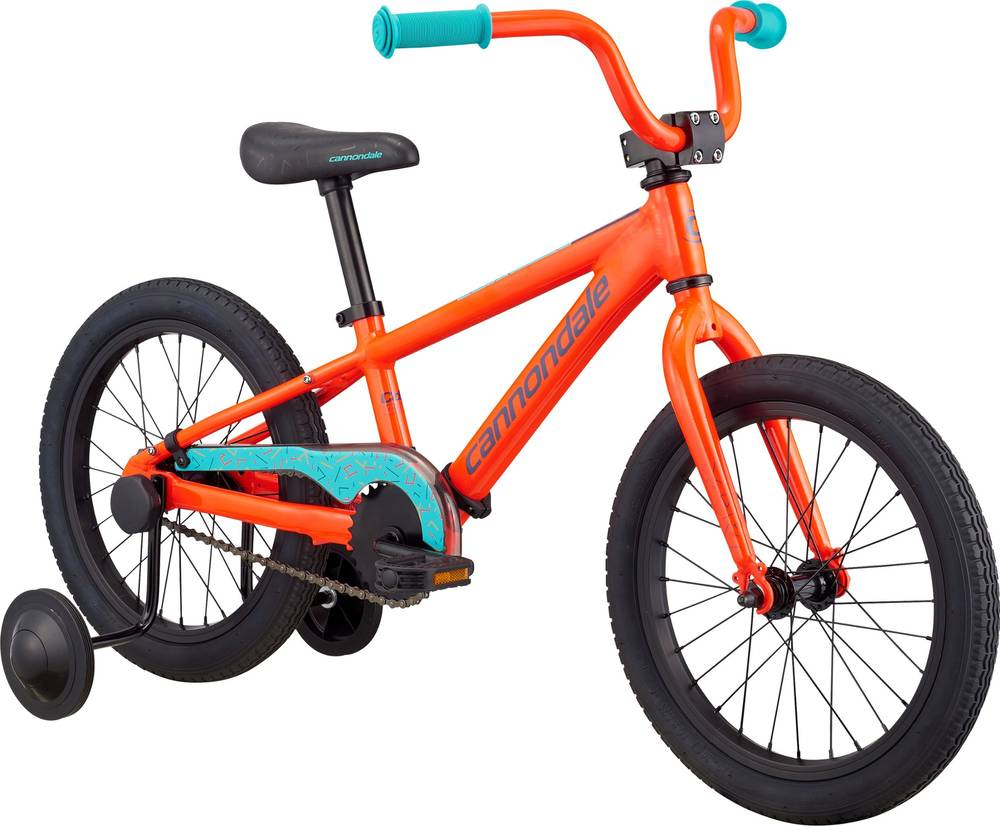 2019 Cannondale Trail 16 Single-Speed Bike - Kids'