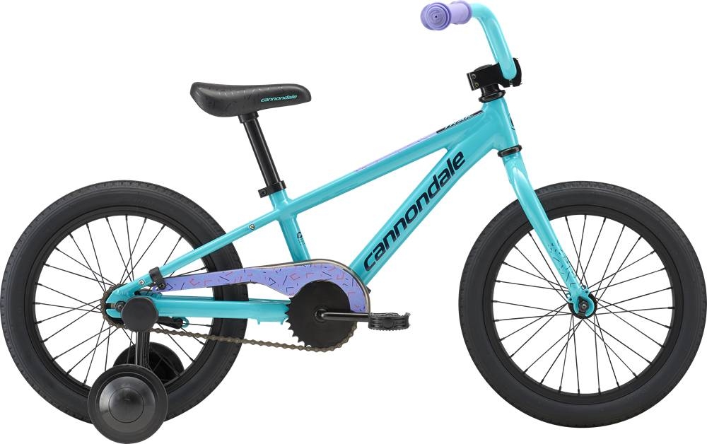 2019 Cannondale Trail 16 Single-Speed Girl's