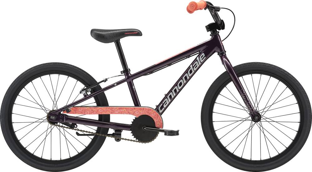 2019 Cannondale Trail 20 Single-Speed Girl's