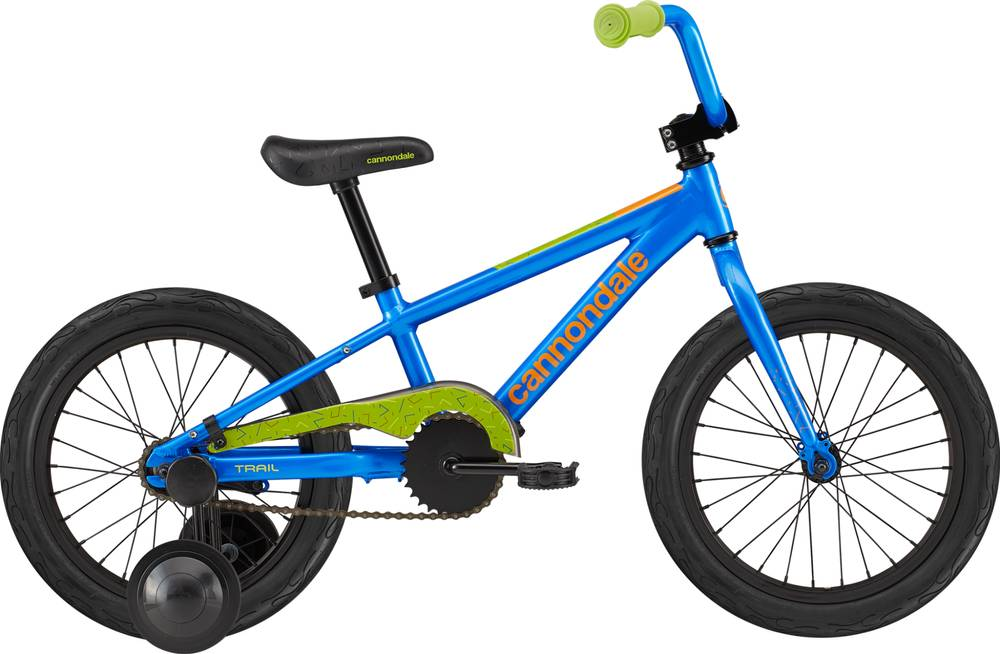2020 Cannondale Kids Trail Single Speed 16 Boys