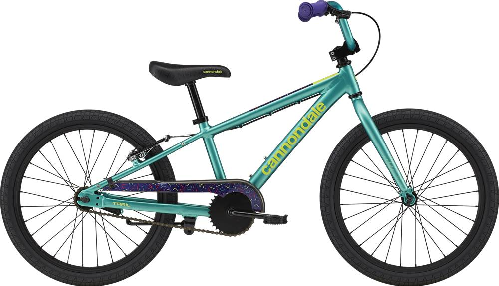 2020 Cannondale Kids Trail Single-Speed 20