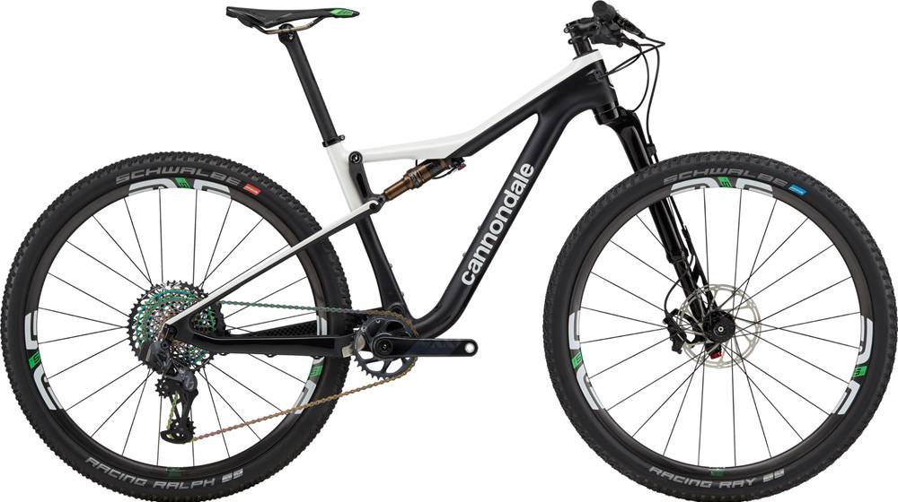 2020 Cannondale Scalpel-Si Hi-Mod World Cup