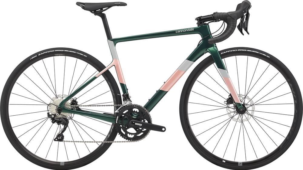 2020 Cannondale SuperSix EVO Carbon Disc Women's 105