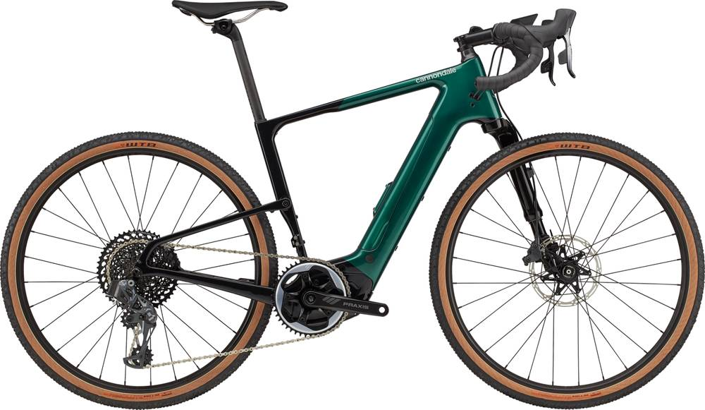 2020 Cannondale Topstone Neo Carbon Lefty 1
