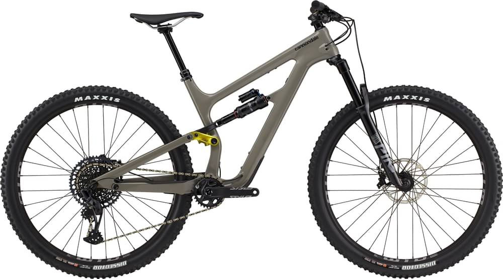 2021 Cannondale Habit Carbon 1