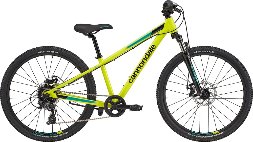 2021 Cannondale Kids Trail 24 Girl's