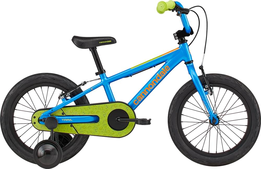 2021 Cannondale Kids Trail Freewheel 16 Boy's