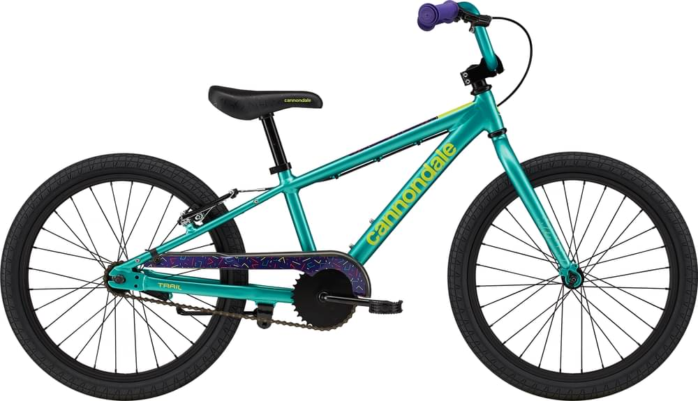 2021 Cannondale Kids Trail Single-Speed 20 Girl's