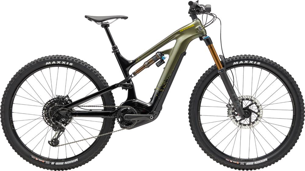 2021 Cannondale Moterra Neo 1