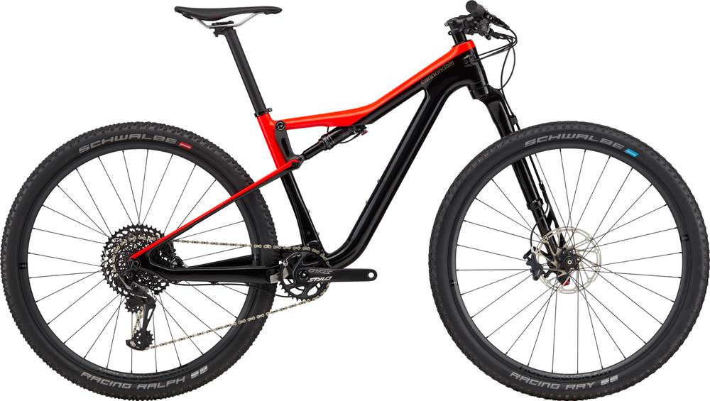 2021 Cannondale Scalpel-Si Carbon 3