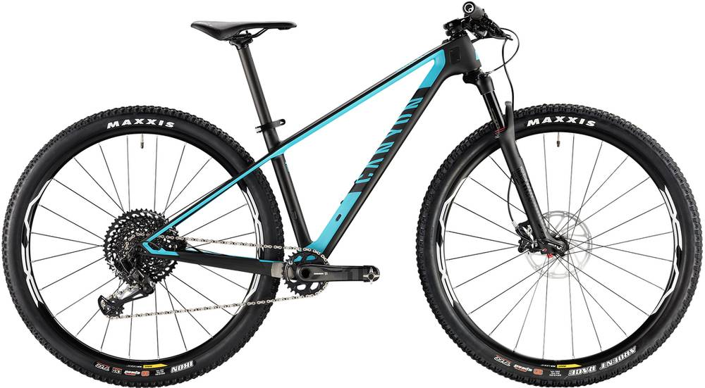 2018 Canyon Exceed WMN CF SL 7.0