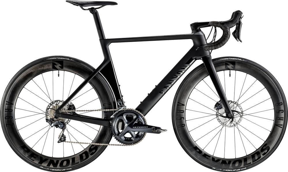 2019 Canyon Aeroad CF SL Disc 8.0