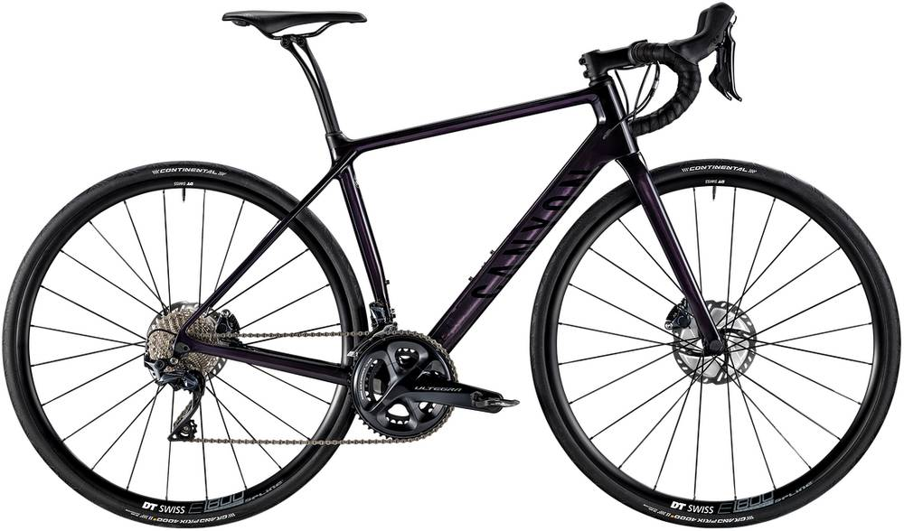 2019 Canyon Endurace WMN CF SL Disc 8.0