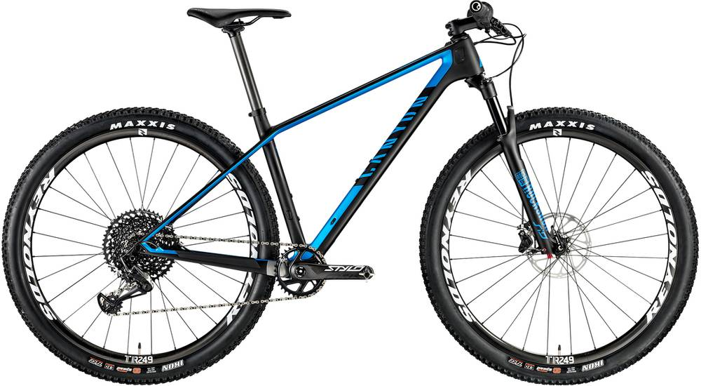 2019 Canyon Exceed CF SL 8.0 Pro Race