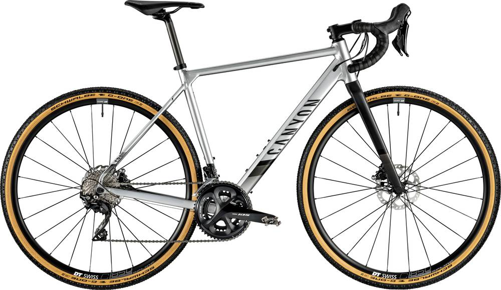 2019 Canyon Grail AL 7.0