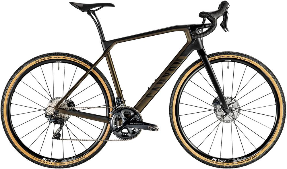 2019 Canyon Grail CF SL 8.0