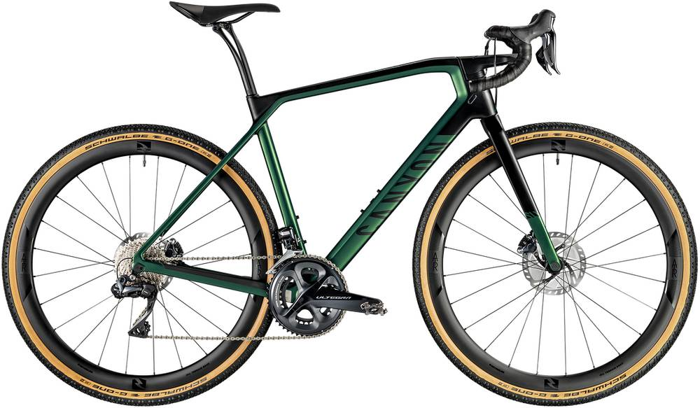 2019 Canyon Grail CF SLX 8.0 Di2