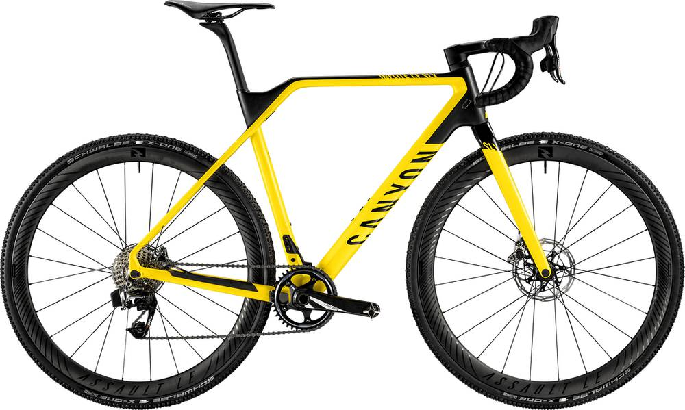 2019 Canyon Inflite CF SLX 9.0 Race