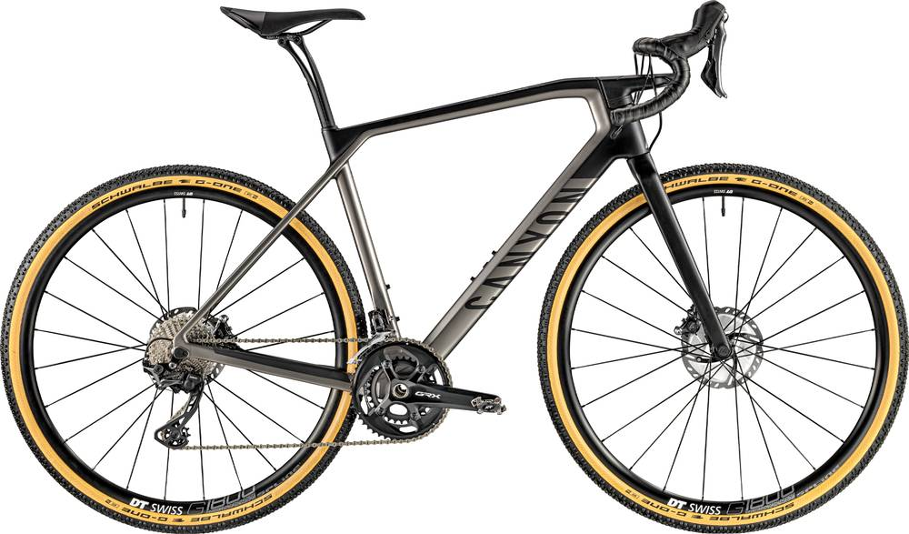 2020 Canyon Grail CF SL 8.0