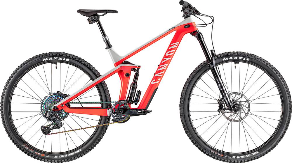 2020 Canyon Strive CFR LTD