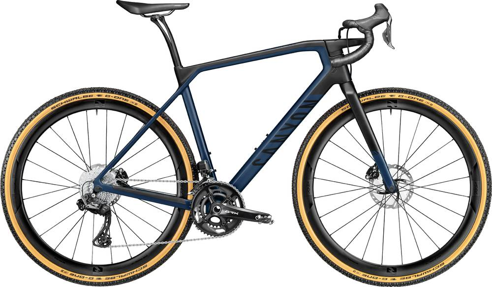 2021 Canyon Grail CF SLX 8 Di2