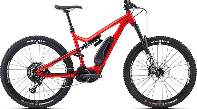 2018 Commencal META POWER RACE +