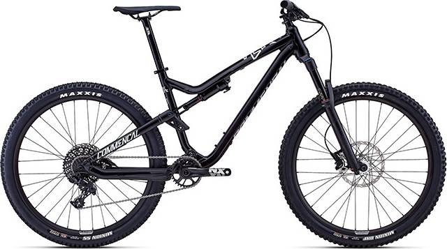 2018 Commencal META TRAIL V4.2 ORIGIN