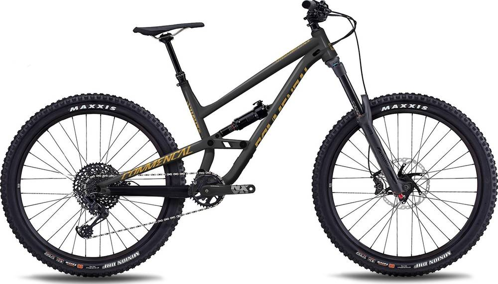 2019 Commencal Clash Essential
